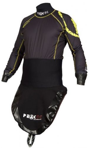 Peak Speedskin Long Topdeck | Black